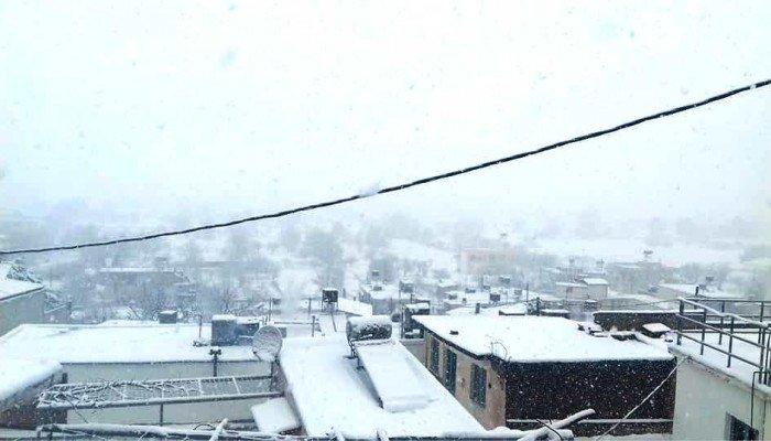 Φρέσκο χιόνι σε όλα τα ορεινά της Κρήτης (φωτο)