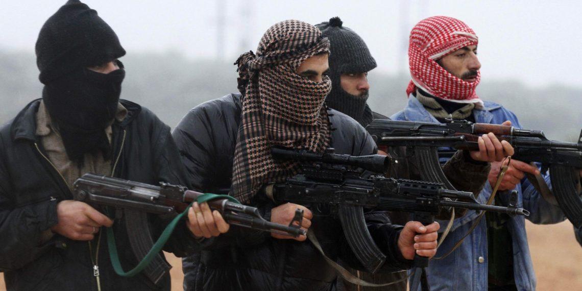 Χάος στη Συρία: Καταγγελίες ότι τουρκικά όπλα βρίσκονται στην κατοχή τρομοκρατών