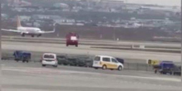 Συναγερμός στην Κωνσταντινούπολη - Πιλότος έχασε τις αισθήσεις του σε πτήση