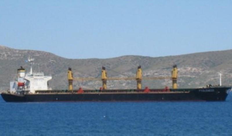 Επιστρέφει από το Τζιμπουτί, ο πρώτος μηχανικός του πλοίου «Πτολεμαίος»
