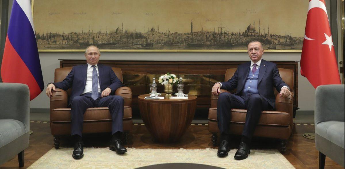 Ο Πούτιν βάζει… χαλινάρι στον Ερντογάν