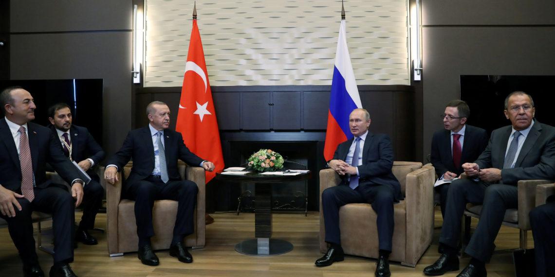 Στα άκρα οι σχέσεις Ρωσίας – Τουρκίας: Ο Πούτιν ακυρώνει συνάντηση με τον Ερντογάν
