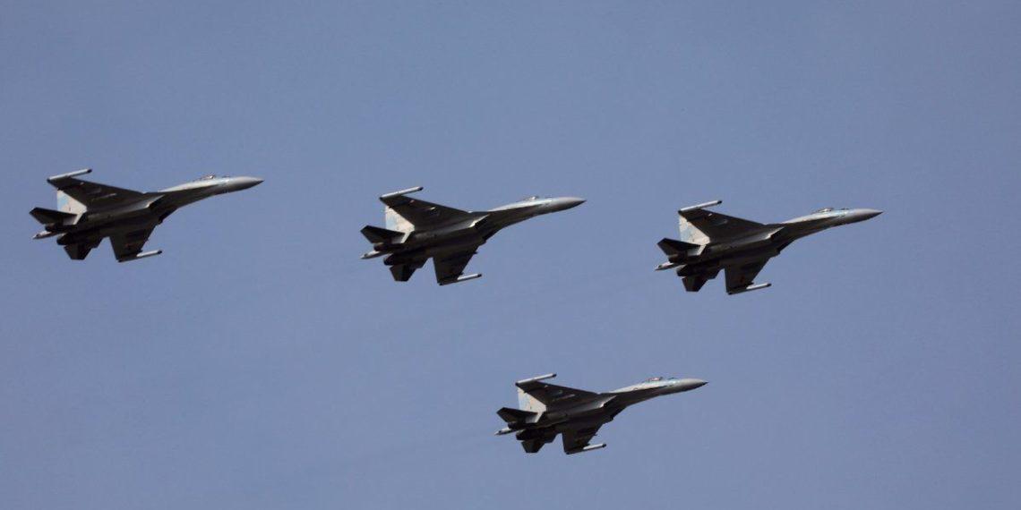Ρωσικά μαχητικά ισοπεδώσουν τη Συρία και «δίνουν» στον Άσαντ το στρατηγικό πλεονέκτημα
