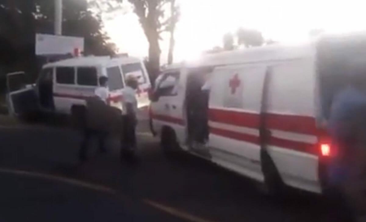Ελ Σαλβαδόρ: Λεωφορείο έπεσε σε χαράδρα! 11 νεκροί και 23 τραυματίες [video]