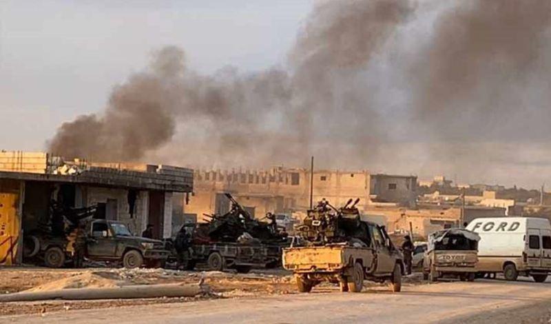 Ο στρατός της Συρίας ανακατέλαβε την πόλη Καφράνμπελ στην Ιντλίμπ
