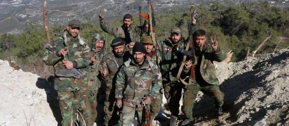Πολλαπλά τα κτυπήματα του Άσσαντ στην Άγκυρα: Συριακές δυνάμεις πλησιάζουν την τουρκοκρατούμενη Αφρίν!