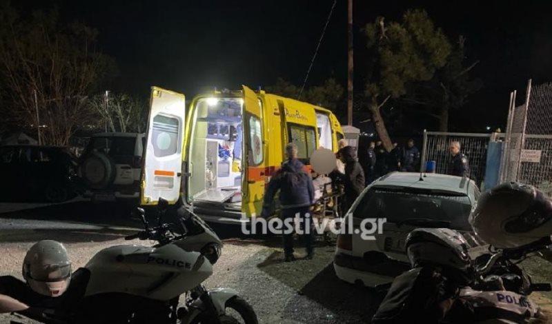 Θεσσαλονίκη: Νέο αιματηρό επεισόδιο μεταξύ μεταναστών στη δομή Διαβατών – Ένας τραυματίας