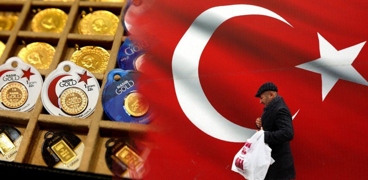 Κατρακυλά η τουρκική λίρα – Τα funds στοιχηματίζουν στην κατάρρευσή της