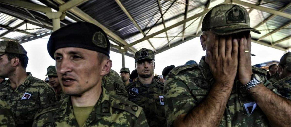 Βίντεο-σοκ στην Τουρκία από την Ιντλίμπ: Τούρκοι στρατιώτες κείτονται νεκροί στο έδαφος