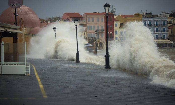 Έρχεται κακοκαιρία-εξπρές με βροχές και καταιγίδες – Δείτε πού και πότε θα «χτυπήσει» στην Κρήτη