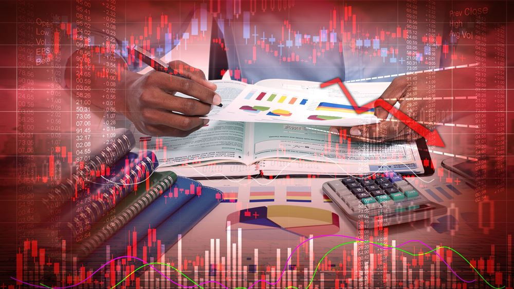 Νέες, ραγδαίες απώλειες στην Wall Street στοίχισαν στον Dow Jones τις 20.000 μονάδες