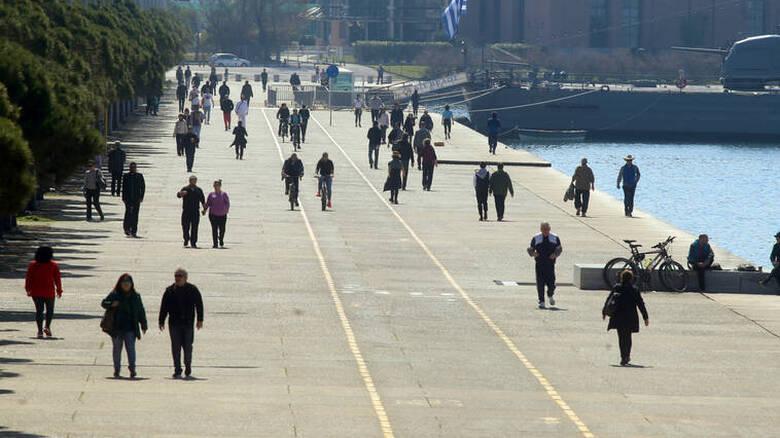 Θεσσαλονίκη – Ζέρβας: Αίτημα για άρση της κυκλοφορίας στην παραλία