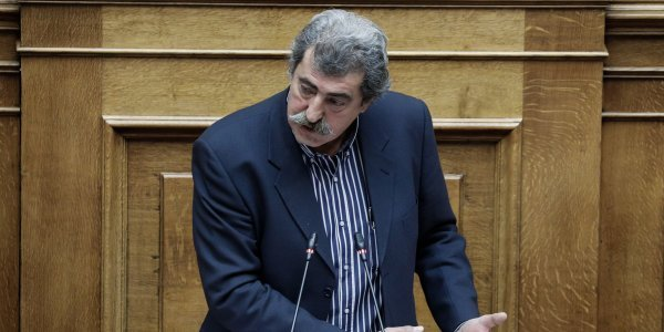Πολάκης για διοικητή ΕΥΠ: Δεν πήρε χαμπάρι ο εκλεκτός του Μητσοτάκη για τον Έβρο