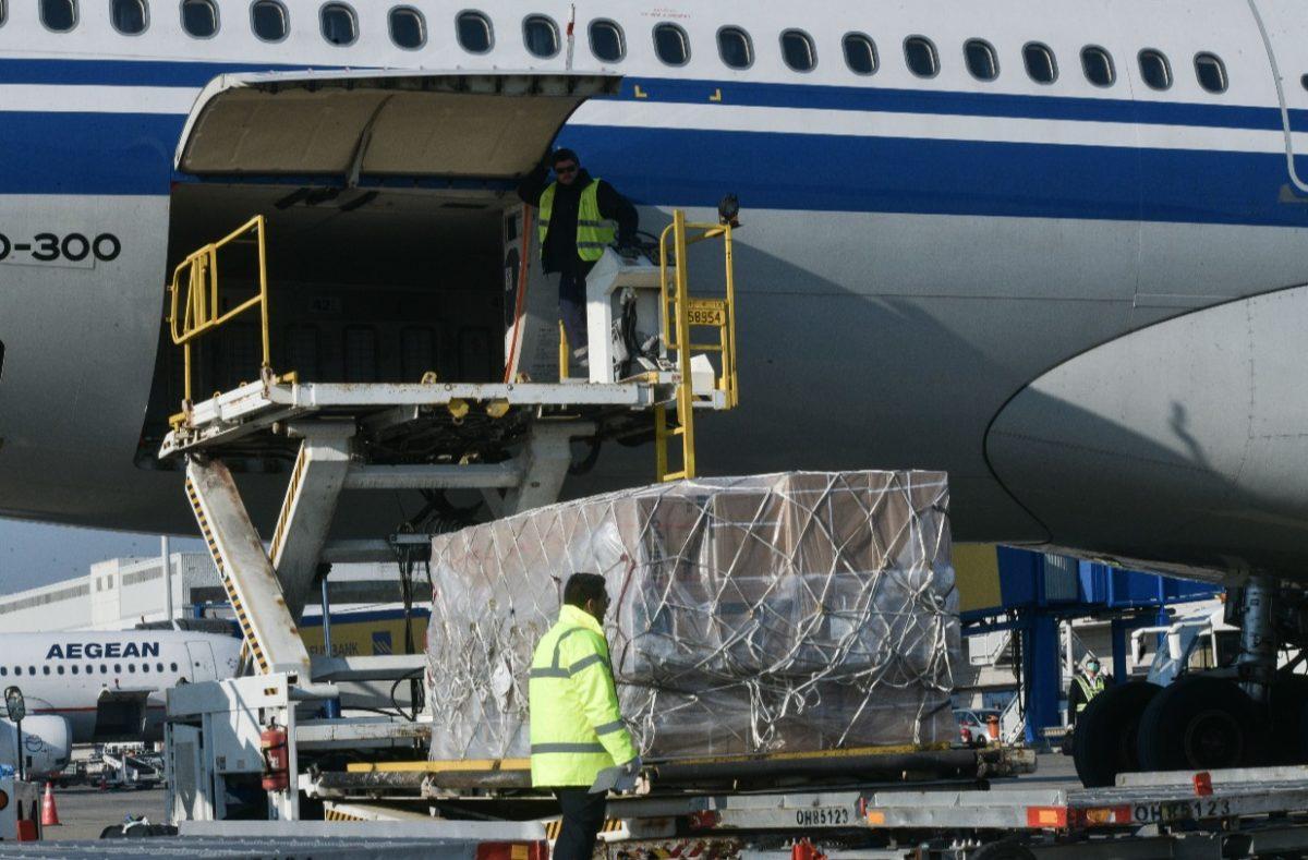 Δύο πτήσεις με ιατροφαρμακευτικό υλικό θα φτάσουν στην Ελλάδα από Κίνα