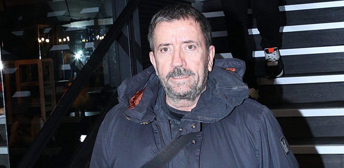 Σπύρος Παπαδόπουλος: «Δεν πήρα αμοιβή για το σποτάκι του #Μένουμε_σπίτι»