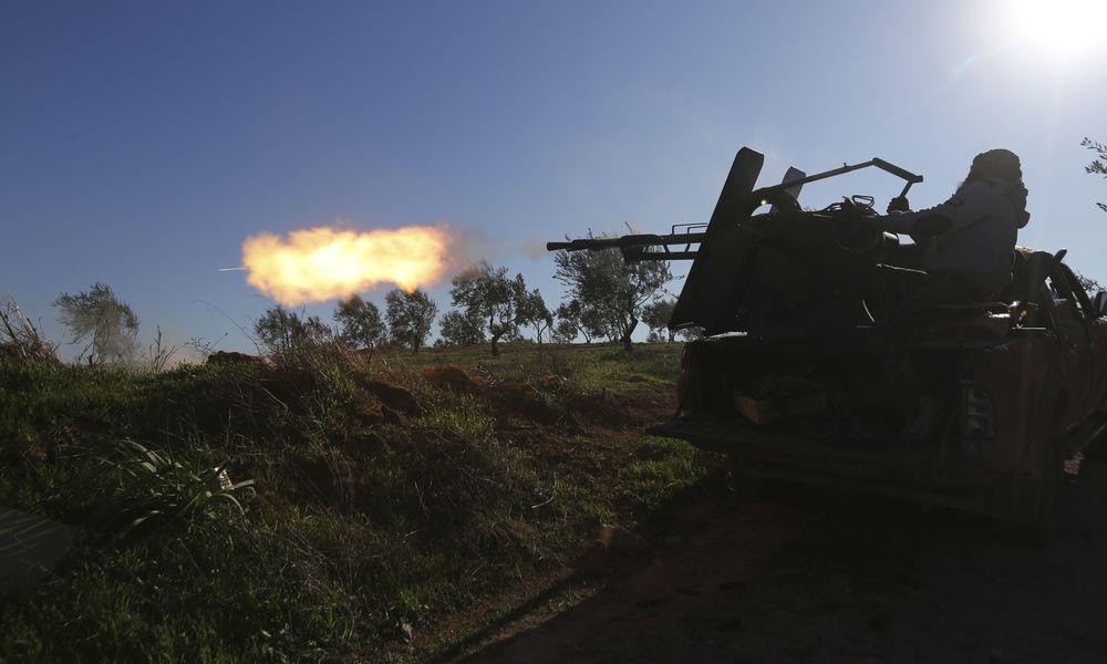 Συρία: Mε χρήση drones η Τουρκία σκότωσε 26 τουλάχιστον Σύριους στρατιώτες (Videos)