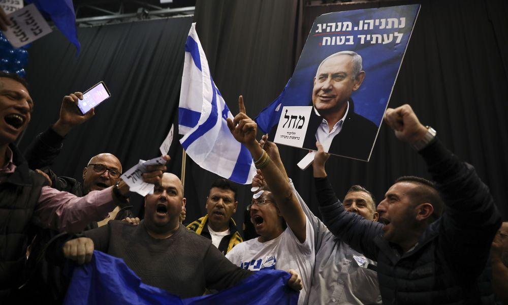Εκλογές στο Ισραήλ: Τι δείχνει το πρώτο exit poll