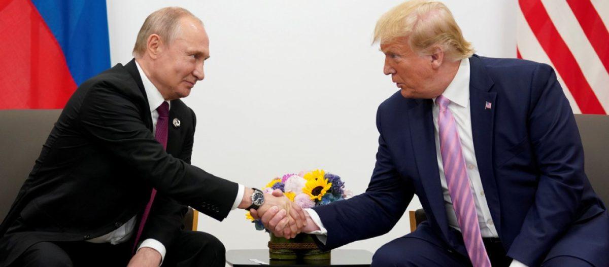 Ρωσία: Έτοιμο να απογειωθεί το αεροπλάνο με υγειονομική βοήθεια προς τις ΗΠΑ – Ντ.Τραμπ: «Μας φέρνουν ωραία πράγματα»
