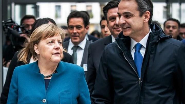 Μητσοτάκης-Μέρκελ: Όλα όσα συζήτησαν στο Βερολίνο για μεταναστευτικό και κορονοϊό