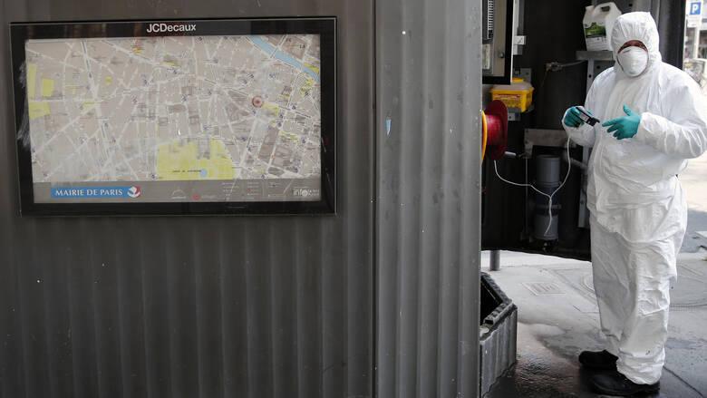 299 ακόμα θάνατοι στη Γαλλία – Παρατείνονται τα μέτρα καραντίνας