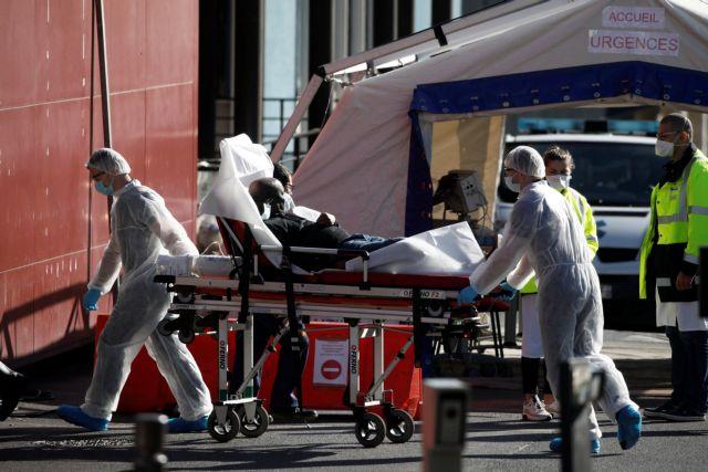 Γαλλία: Συνεχίζεται η τραγωδία, 499 θύματα σε 24 ώρες – 3.523 συνολικά