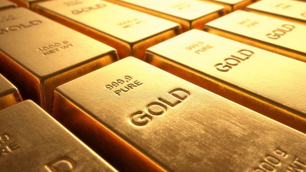 """Συνεχίζεται το """"ράλι"""" του χρυσού, """"αγορά"""" συστήνει η Goldman Sachs"""