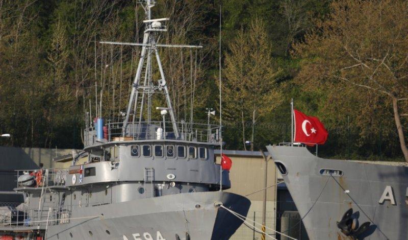 Πλοίο «φάντασμα» με όπλα από την Τουρκία στη νατοϊκή και ελληνική φάκα