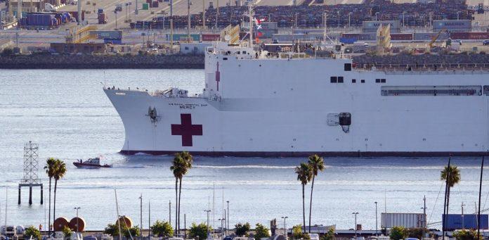 Χαρδαλιάς: Θα φτιάξουμε πλωτά νοσοκομεία αν υπάρξει διασπορά του κορωνοϊού στα νησιά
