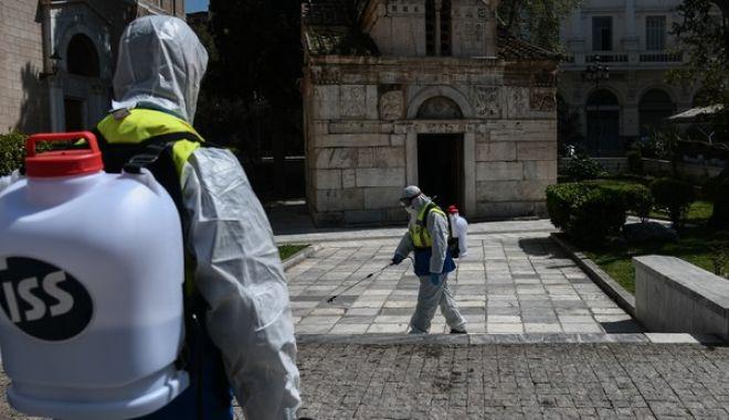 43 νεκροί και 56 νέα κρούσματα στην Ελλάδα