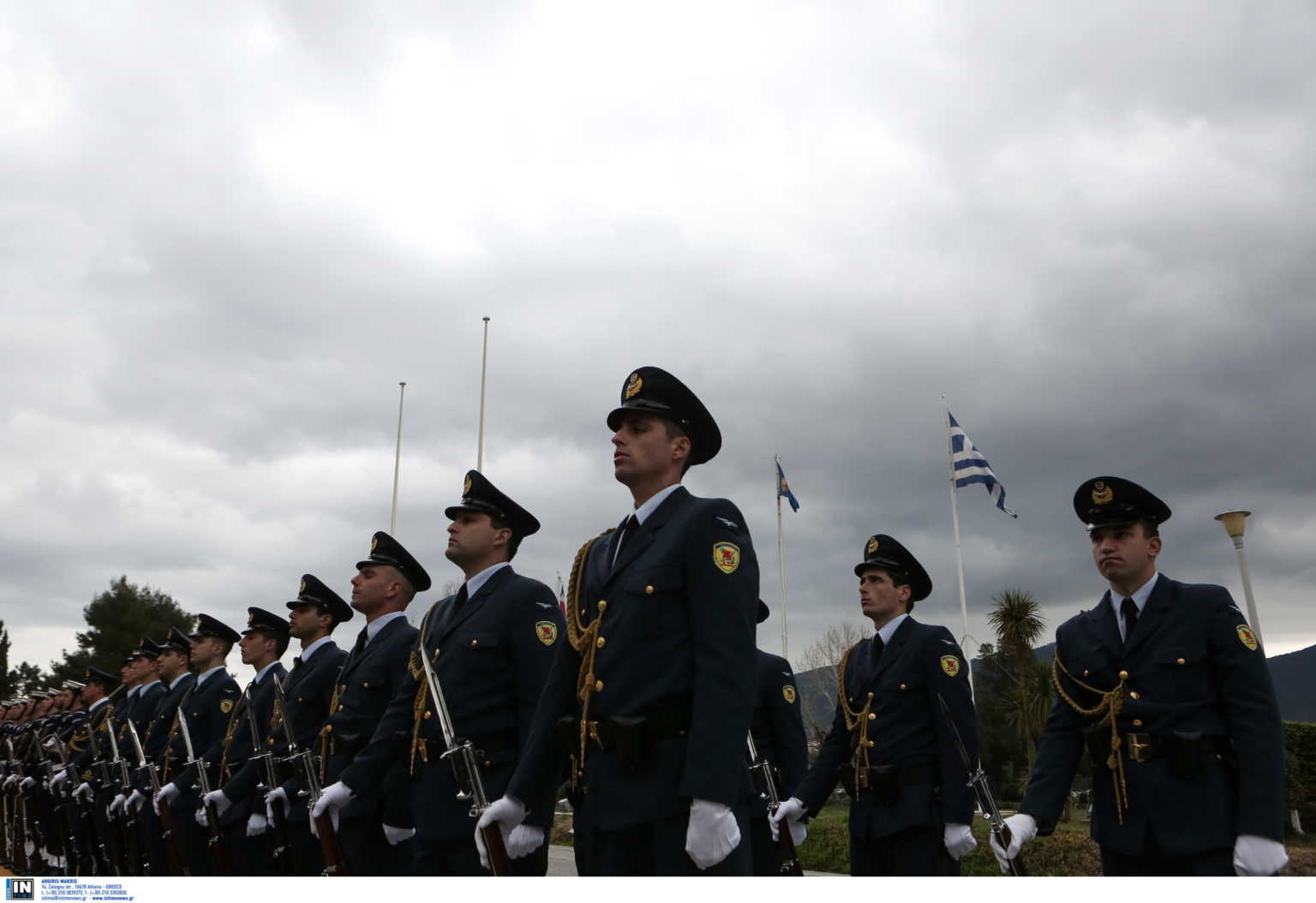 Νέο κρούσμα στις Ένοπλες Δυνάμεις! Θετικός Σμηνίτης στη Ρόδο