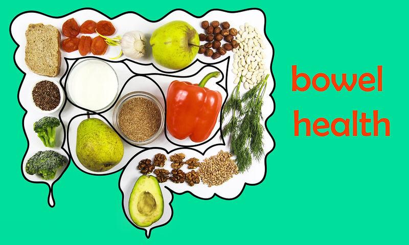 Οι τροφές που εξασφαλίζουν την ομαλή λειτουργία του εντέρου (εικόνες)