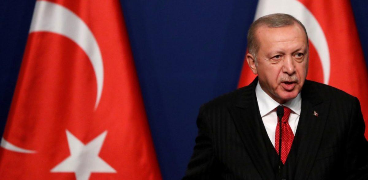 Ερντογάν: Σε δύο με τρεις εβδομάδες θα έχουμε βγει από την κρίση