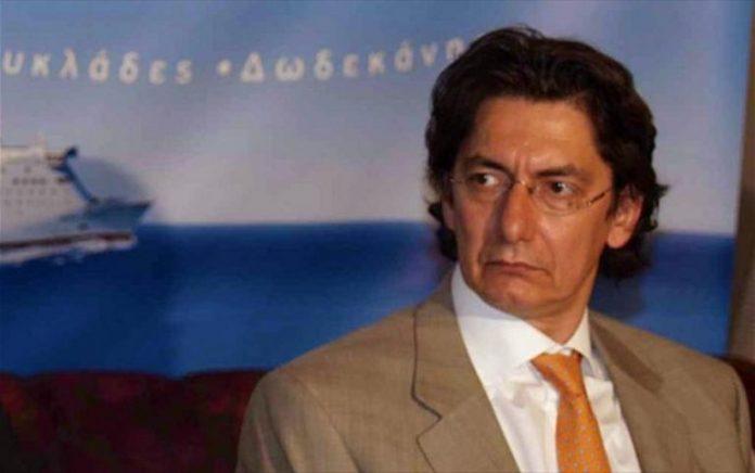 Στην εντατική με Kορωνοϊό ο ισχυρός άνδρας της ΑΝΕΚ Lines, Γιάννης Βαρδινογιάννης