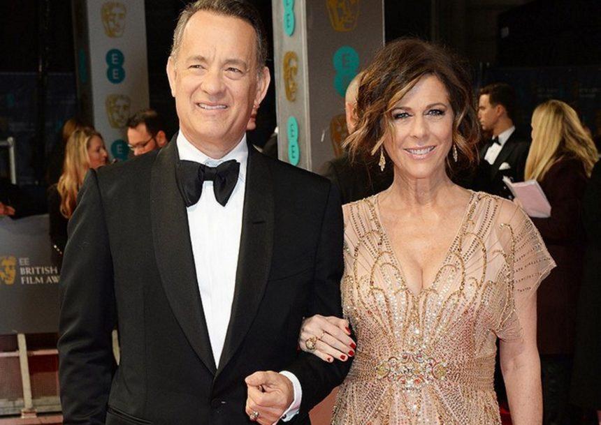 Tom Hanks – Rita Wilson: Επέστρεψαν στο σπίτι τους στο Los Angeles!