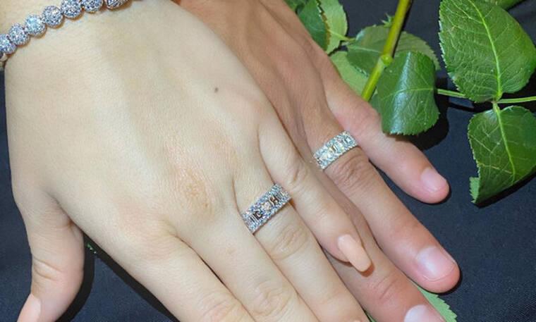 Δεν πρόλαβε να χωρίσει με τη γυναίκα του και παντρεύτηκε την ανιψιά της (pics)
