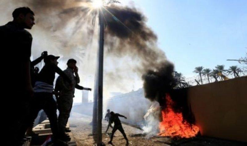Ιράκ: Δέκα ρουκέτες έπληξαν βάση του στεγάζει Αμερικανούς στρατιώτες