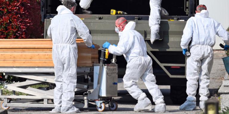 Κορωνοϊός-Ιταλία: 602 νεκροί το τελευταίο 24ωρο -Εκτιμήσεις ότι οδεύει προς επιβράδυνση ο αριθμός κρουσμάτων και θυμάτων
