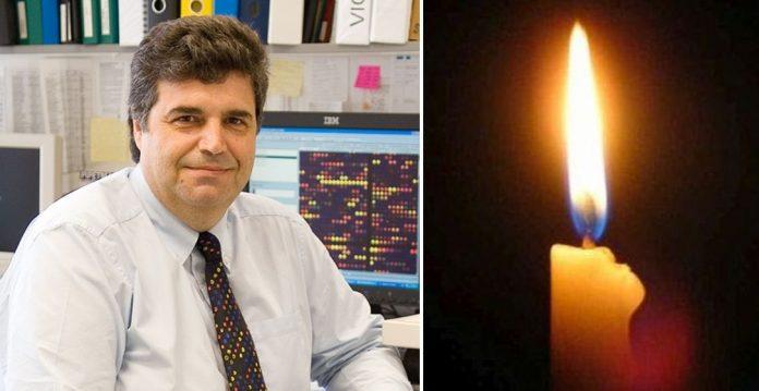 """""""Έφυγε"""" ερευνητής του ΙΤΕ - Θλίψη στην επιστημονική κοινότητα της Κρήτης"""