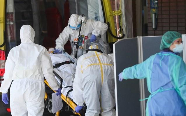 Ισπανία: Ρεκόρ θανάτων – 838 σε ένα 24ωρο