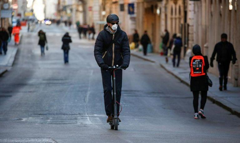 Ιταλία κορωνοϊός: 8.165 νεκροί – 62.013 τα επιβεβαιωμένα κρούσματα