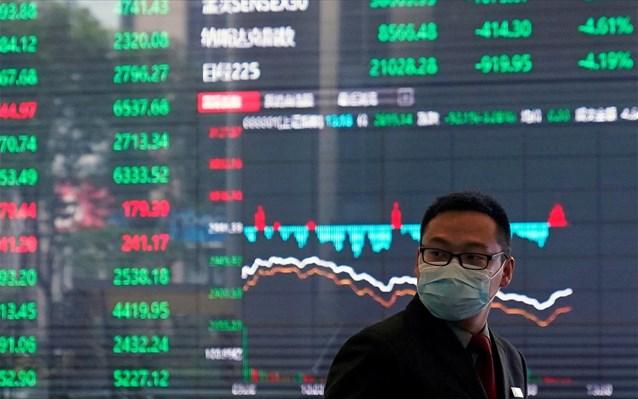Βυθίζονται και πάλι τα ευρωπαϊκά χρηματιστήρια – Βουτιά και για τη Wall Street
