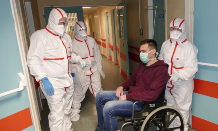 Γιατρός στο «Σωτηρία» για κορονοϊό: Νοσηλεύουμε 40άρηδες – Κανείς δεν είναι άτρωτος