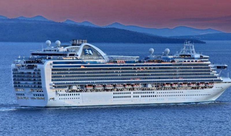 Αναζητούν 2.700 επιβάτες κρουαζιερόπλοιου στην Αυστραλία
