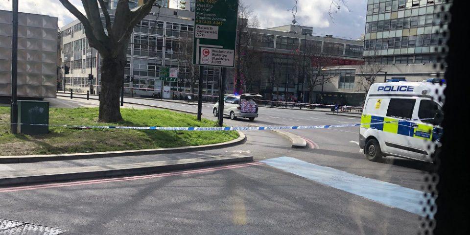 Συναγερμός στο Λονδίνο – Μεγάλη αστυνομική επιχείρηση σε εξέλιξη