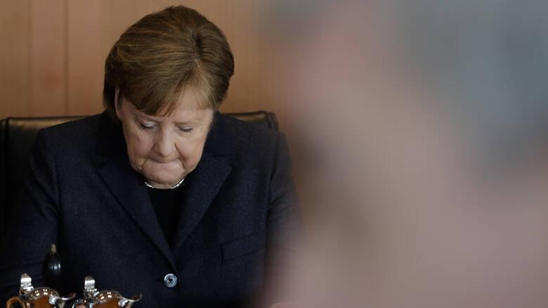 Πρόβλεψη Μέρκελ: Το 60% με 70% των Γερμανών θα μολυνθεί από τον κορωνοϊό