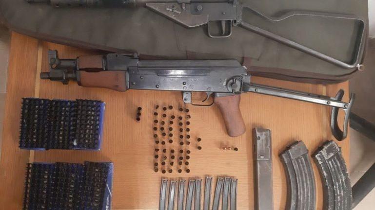 Εξετάζεται το αίτημα Ποινικής Διαπραγμάτευσης του 32χρονου με τον βαρύ οπλισμό