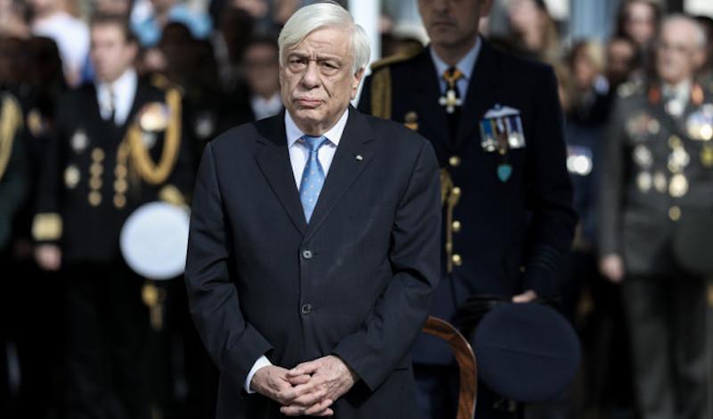 Παυλόπουλος: Το Ευρωπαϊκό Συμβούλιο να αναλάβει τις ιστορικές ευθύνες του