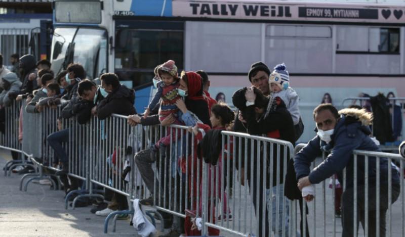 Κορονοϊός: Αναστέλλεται η επανεγκατάσταση των προσφύγων
