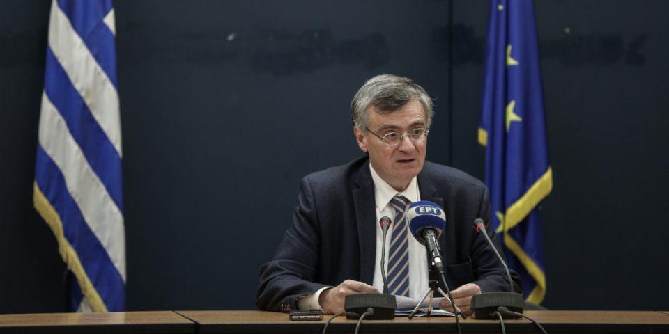 Απασφάλισε ο Τσιόδρας για τα ΜΜΕ: Φτάνει με το κυνήγι του αριθμού των νεκρών και τον φόβο (βίντεο)