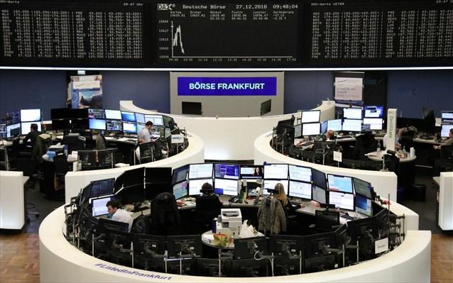 Aγορές: Δυναμικό ράλι με τον φόβο να δίνει τη θέση στην ελπίδα